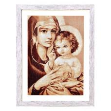 Набор для вышивания крестиком Дантель Мадонна (053)