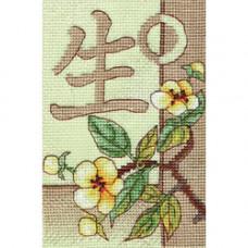 Набор для вышивания крестом Panna Жизнь (И-567)