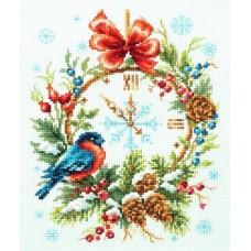 Набор для вышивания крестиком Чудесная игла Время Рождества (100-243)