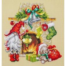 Набор для вышивания крестиком Чудесная игла В ожидании Рождества (100-251)