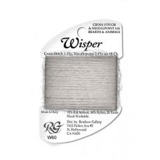 W60 - Gray Heather Wisper Yarn