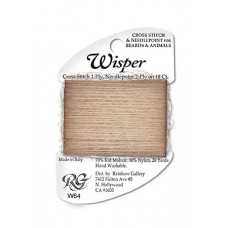 W64 - Beige Heather Wisper Yarn