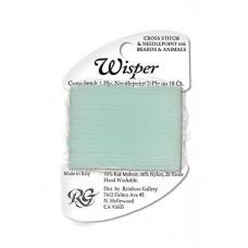 W93 - Deift Blue Wisper Yarn