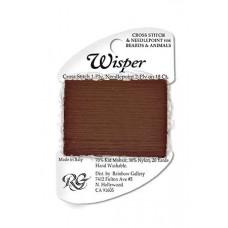 W69 - Brown Wisper Yarn