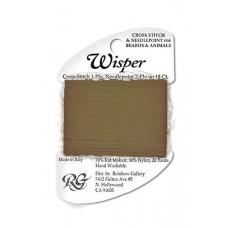 W106 - Dark Olive Wisper Yarn
