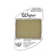 W105 - Light Olive Wisper Yarn