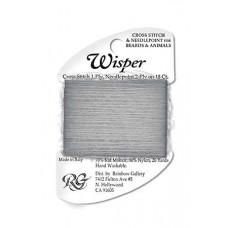 W101 - Light Steel Wisper Yarn