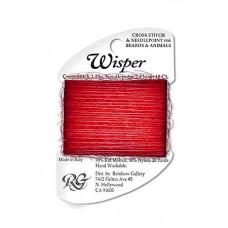 W70 - Red Wisper Yarn