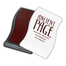 Чернила Ancient Page Chocolate Dye Ink (94037)