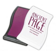 Чернила Ancient Page Plum Wine Dye Ink (94036)
