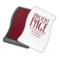 Чернила Ancient Page Bordeaux Dye Ink (8583)