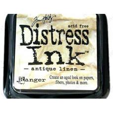 Дистрессинговые чернила Ranger Distress Ink™ Pad Antique Linen (19497)