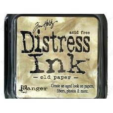 Дистрессинговые чернила Ranger Distress Ink™ Pad Old Paper (19503)