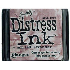 Дистрессинговые чернила Ranger Distress Ink™ Pad Milled Lavender (20219)
