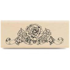 Резиновый штамп Rose Topper (CR1020)