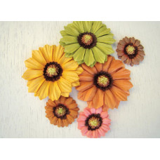 Бумажные цветы Prima Damsels #16 (528805)