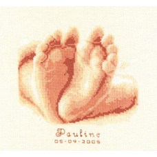10 маленьких пальчиков - 10 Tiny Toes (PNV11669)