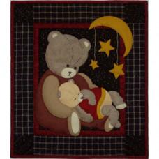 Набор (мини) для квилтинга Медвежонок - Baby Bear (K0608)