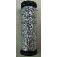Металлизированная нить Kreinik 1/16 Ribbon 001L (голографический)