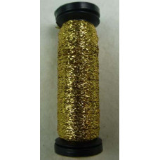 Металлизированная нить Kreinik 1/16 Ribbon 002HL