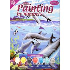 Морские дельфины (PJS24)