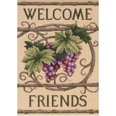 Добро пожаловать, друзья! (13733)