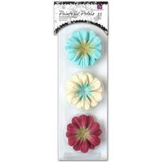 Бумажные цветы Painterly Petals - Whisper (524203)