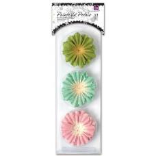 Бумажные цветы Painterly Petals - Harmony (524296)