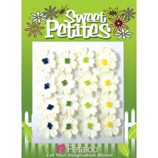 Бумажные цветы Sweet Petites Mulberry Delphiniums - Кремовые (1311-001)