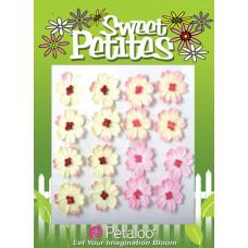Бумажные цветы Sweet Petites Mulberry Delphiniums - Blush Mix (1311-036)