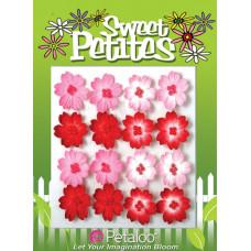 Бумажные цветы Sweet Petites Mulberry Delphiniums - Розовые/Красные (1311-161)