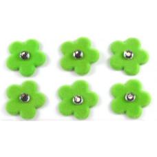Брадсы Цветы Зеленые (979039 - D237-V-GRN)