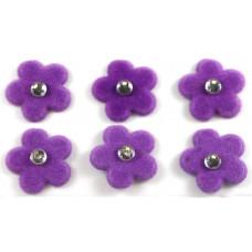 Брадсы Цветы Фиолетовые (979062 - D237-V-PUR)