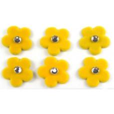 Брадсы Цветы Желтые (979096 - D237-V-YLW)