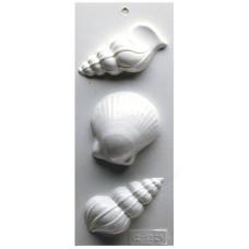 Формы для мыла Морские ракушки (600358)
