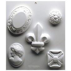 Формы для мыла Камеи (600304)