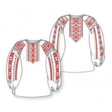 Сорочка женская ТПК-162 1/1, размер 46