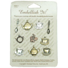 Набор украшений Приглашаю к чаю (93411)