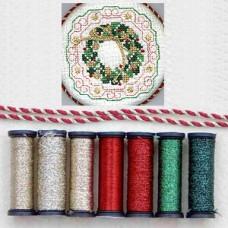 Christmas - Metallic Gift Collection ( B2032)