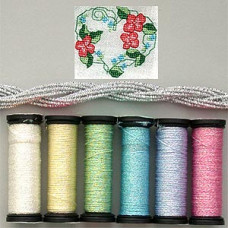Pastel Sampler - Metallic Gift Collection (B2034)