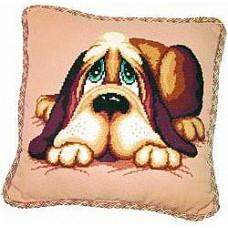 Подушка с собачкой (277)