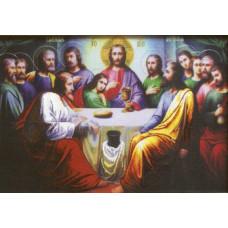 Набор для вышивания крестиком Чарівна мить Тайная вечеря (РК-043)