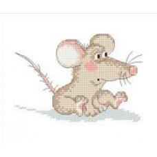Набор для вышивания крестиком Сделано с любовью Крыся (СК-014)