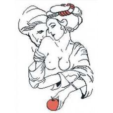 Набор для вышивания крестиком Сделано с любовью Притяжение (ПМ-07)