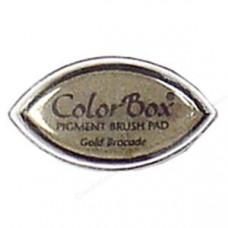Пигментные чернила - ColorBox™ MetaleXtra® Ink Pad Cats Eye Gold Brocade (COB11183)