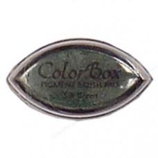 Пигментные чернила - ColorBox™ MetaleXtra® Ink Pad Cats Eye Silk Green (COB11185)