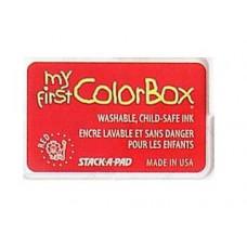 Пигментные чернила Colorbox® My First Pigment Ink Pad Pad Red (68001)