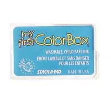 Пигментные чернила Colorbox® My First Pigment Ink Pad Pad Blue (68002)
