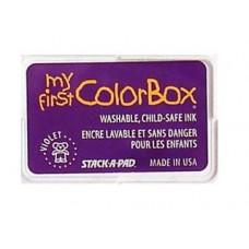 Пигментные чернила Colorbox® My First Pigment Ink Pad Pad Фиолетовый (68006)