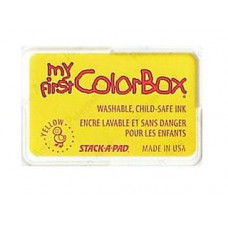 Пигментные чернила Colorbox® My First Pigment Ink Pad Pad Желтый (68007)
